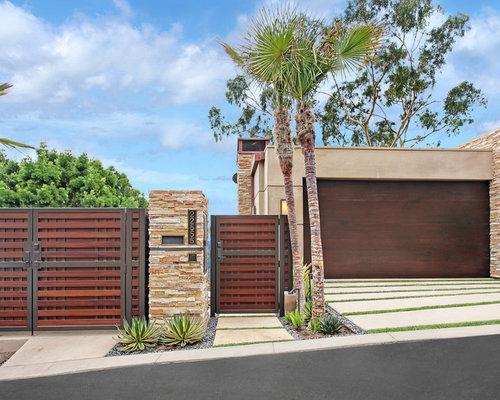 house gate design houzz