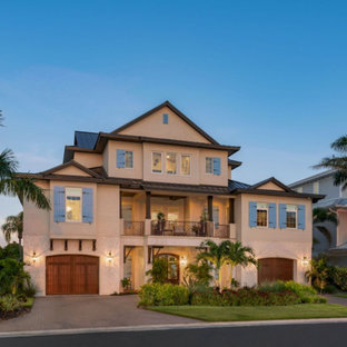 Coastal Home with West Indies Flair