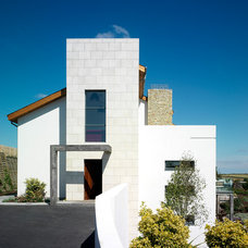 Contemporary Exterior by nelson oneill architects