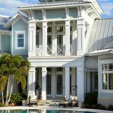 Tropical Exterior By Studio M Interior Design