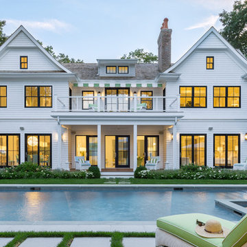 COASTAL LIVING HAMPTONS SHOWHOUSE