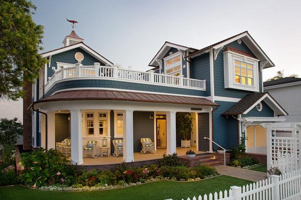 Coastal Exterior by Flagg Coastal Homes