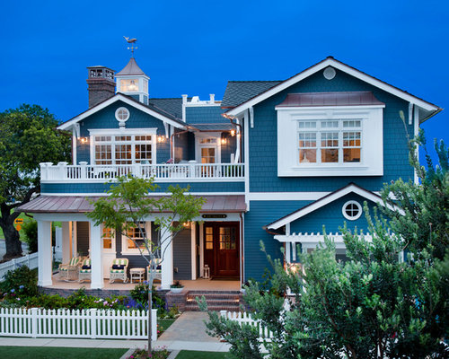 Exterior house colors cottage - California Beach House Ideas Pictures Remodel And Decor