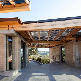 Eclectic exterior home photo in San Luis Obispo