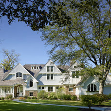 Traditional Exterior by A. Perry Homes