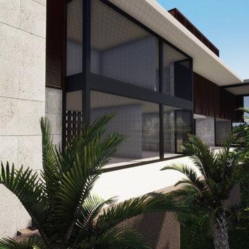 Coconut Grove house
