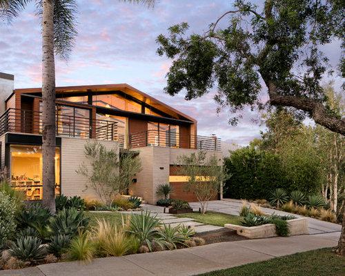 los angeles exterior home design ideas remodels photos