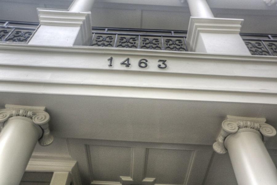Coker Residence