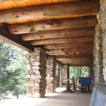 Cold Spring Lodge,  Adirondacks, NY