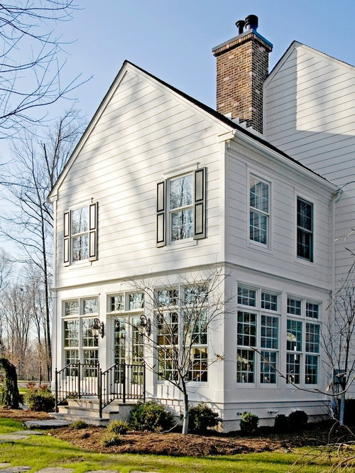 Second-Story Sunroom Home Design Ideas, Pictures, Remodel