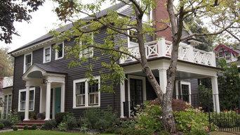 Colonial Home in NE Portland