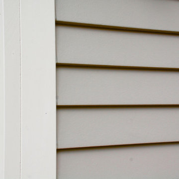 Colonial Style Home - Evanston, IL in James Hardie Siding & Trim