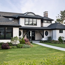 Traditional Exterior Color Combo