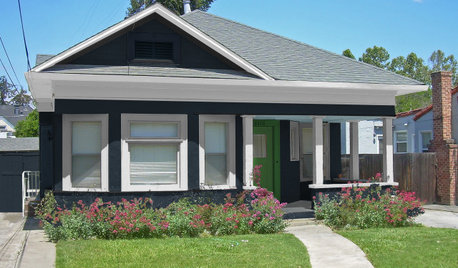 5 Exterior Palette Options for 1 Modest Bungalow