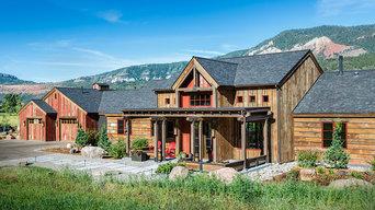 Colorado Contemporary Homestead