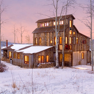 Colorado Mining Ranch House