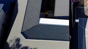 Colorbond Tile Re-Roof
