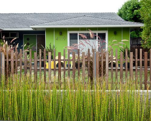 Ideas para fachadas dise os de fachadas verdes retro - Tejado a cuatro aguas ...