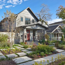 Craftsman Exterior by 2Scale Architects
