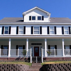 Traditional Exterior by Fresh Coat Painting of Fort Worth
