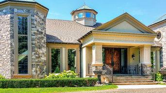 Complete Stucco Home Design