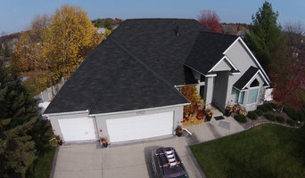"""Complete tear-off and reroof,Gorgeous GAF """"Designers Collection"""" shingles instal"""