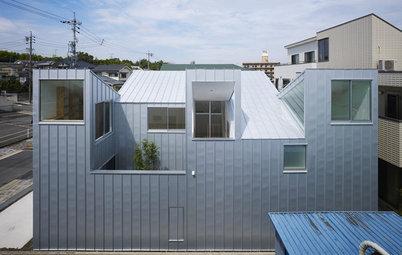 Visite Privée : Une maison contemporaine japonaise mise à l'honneur