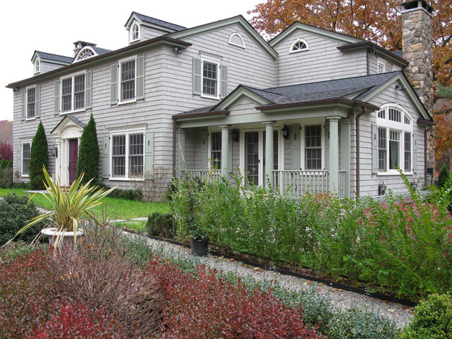 Traditional Exterior by Comstock Residential Contracting, LLC