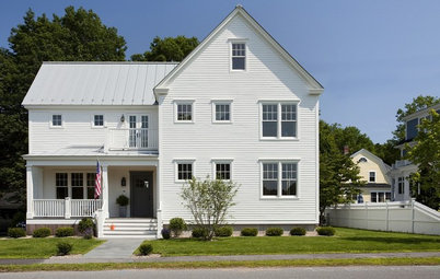 Houzz Tour: The Concord Green Healthy House
