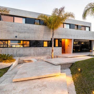 Concret House