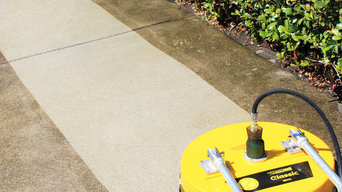 Concrete Cleaning in Sarasota, FL