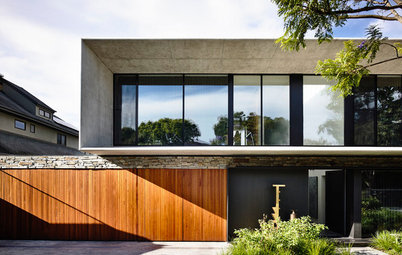 Houzz Tour: A Concrete House Built to Stand the Test of Time