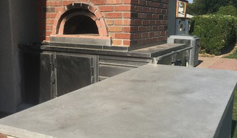 Concrete Slab For Outside BBQ Island