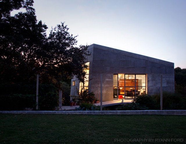 Industrial Exterior by Mell Lawrence Architects