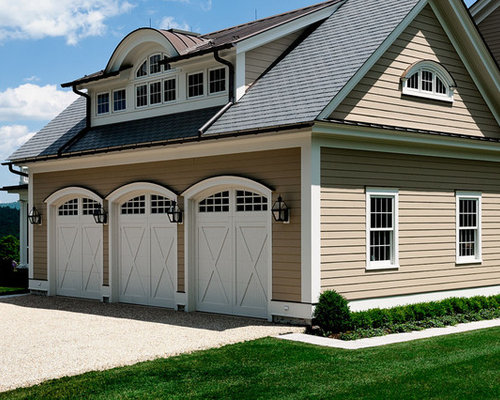 Garage Shed Dormer Home Design Ideas Pictures Remodel And Decor