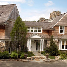 Traditional Exterior by David Neff, Architect