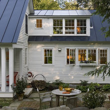 Exterior house colors - roof & siding color options