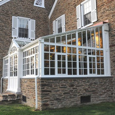 Traditional Exterior by Conservatory Craftsmen