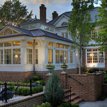 Traditional Exterior by Matrka Group