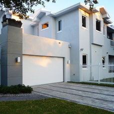 Contemporary Exterior by Ed Gugliotta