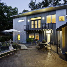 Contemporary Exterior by RD Architecture, LLC
