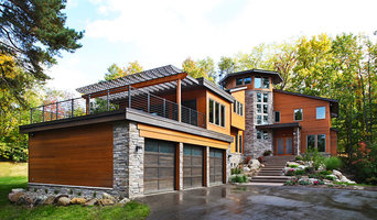 Contemporary Ann Arbor Home