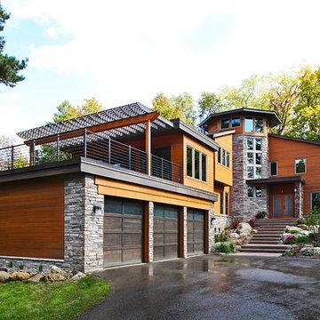 Contemporary Ann Arbor Home