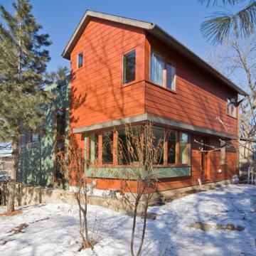 Contemporary Artistic Home - Bright Artsy Design / Comfortable Living