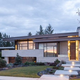75 Most Popular Calgary Exterior Home Design Ideas For 2018 Rh Houzz Com