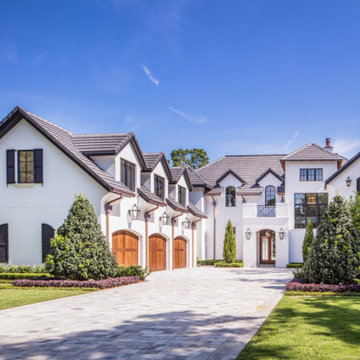 Contemporary Country French Estate