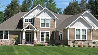 Contemporary Craftsman Style Home