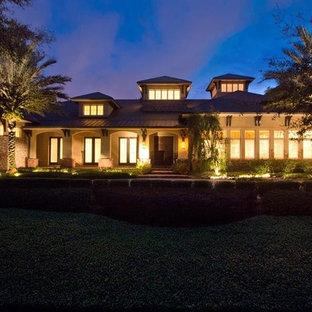 Craftsman exterior home idea in Orlando
