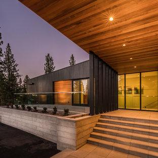 Источник вдохновения для домашнего уюта: дом в современном стиле