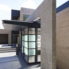 Contemporary Exterior by b+g design inc.